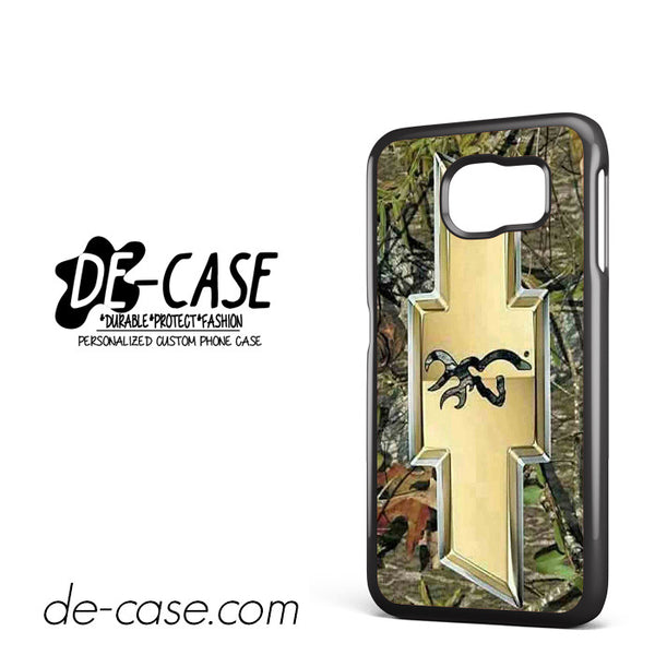 Camo Browning Chevrolet For Samsung Galaxy S6 Samsung Galaxy S6 Edge Samsung Galaxy S6 Edge Plus Case Phone Case Gift Present