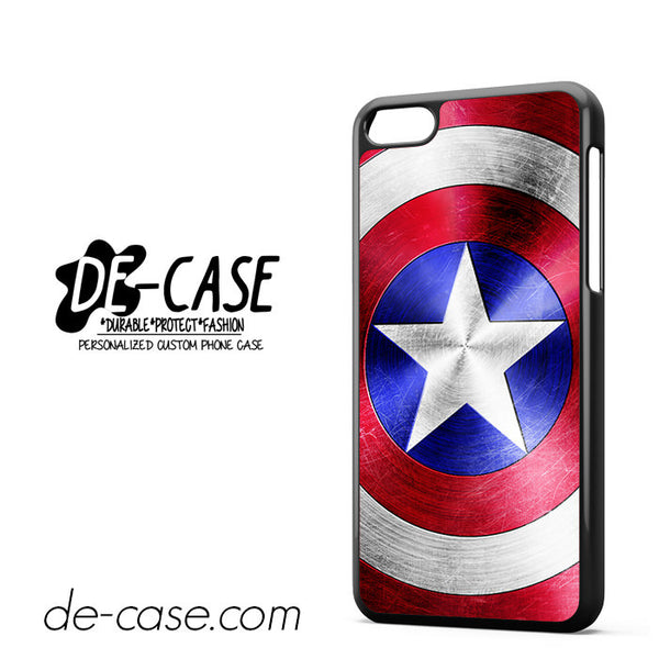 Captain America Shield For Iphone 5C Case