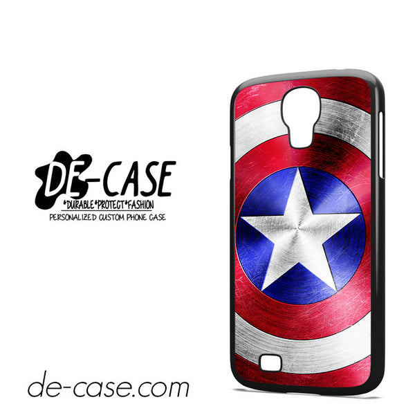 Captain America Shield For Samsung Galaxy S4 Case