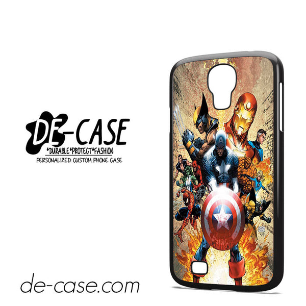 Captain America For Samsung Galaxy S4 Case