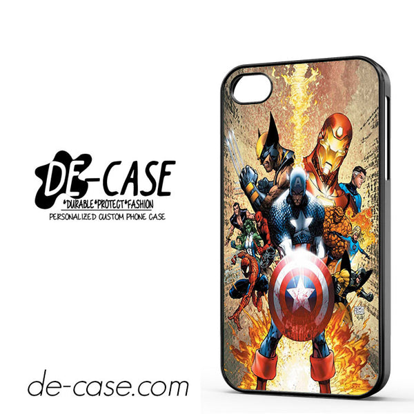 Captain America For Iphone 4/4S Case