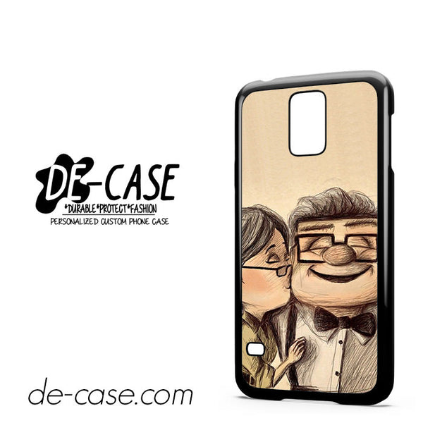 Carl and Ellie From UP Cartoon Movie For Samsung Galaxy S5 Case