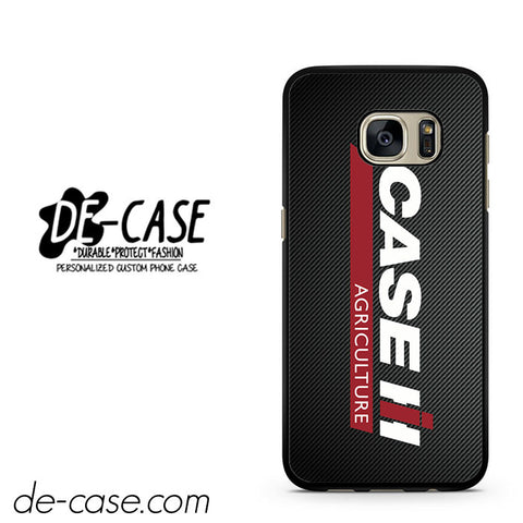 Case Ih Tractor Agricultural Custom DEAL-2430 Samsung Phonecase Cover For Samsung Galaxy S7 / S7 Edge