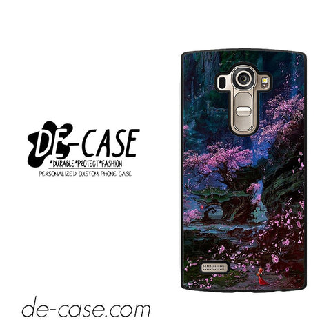 Cherry Blossom Painting DEAL-2514 LG Phonecase Cover For LG G4