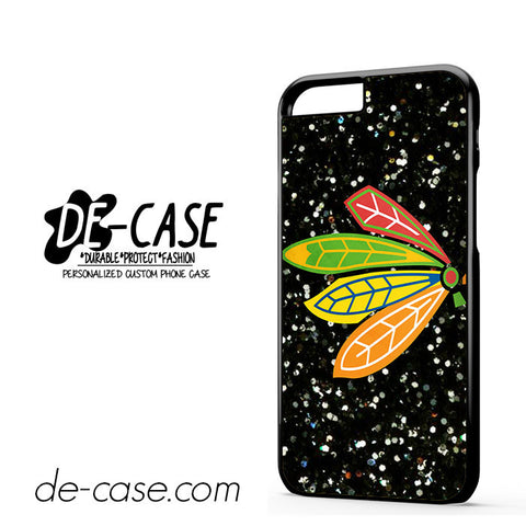 Chicago Blackhawks On Sparkle For Iphone 6 Iphone 6S Iphone 6 Plus Iphone 6S Plus Case Phone Case Gift Present