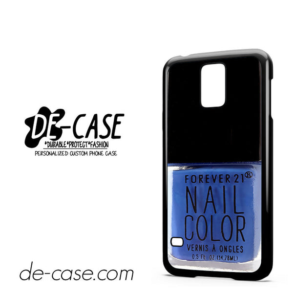 Forever 21 Blue For Samsung Galaxy S5 Case