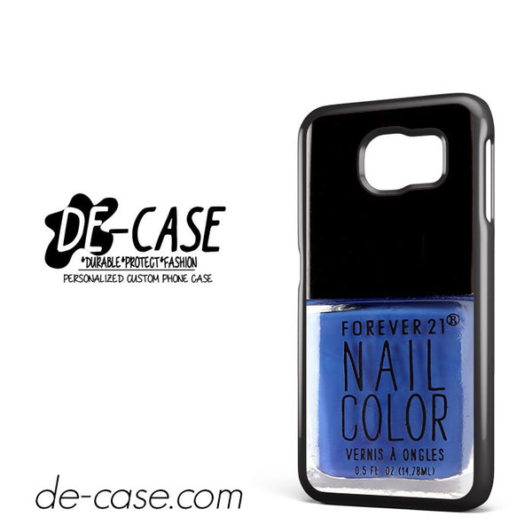 Forever 21 Blue For Samsung Galaxy S6 Case