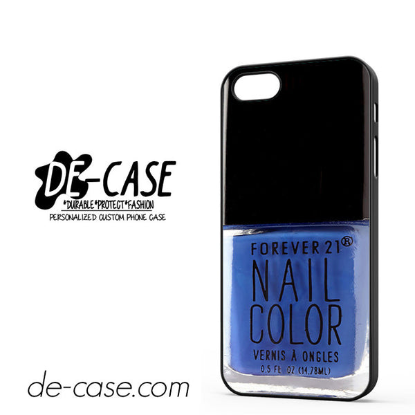 Forever 21 Blue For Iphone 5/5S Case