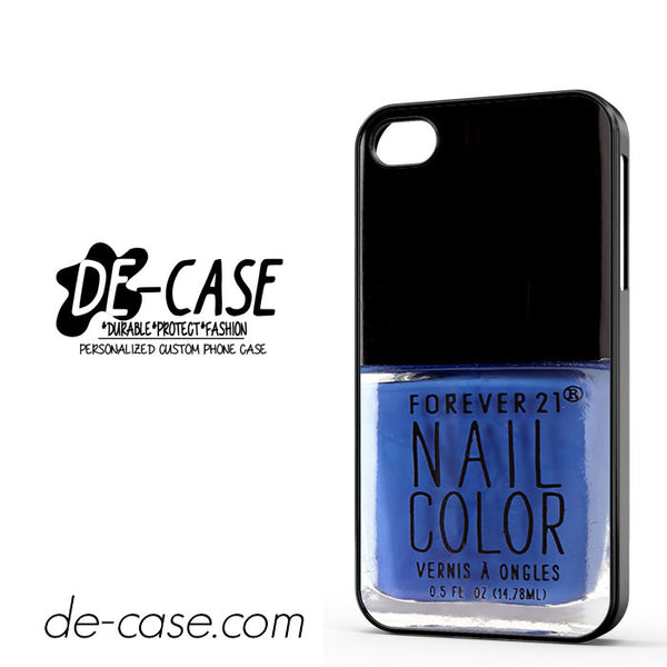 Forever 21 Blue For Iphone 4/4S Case