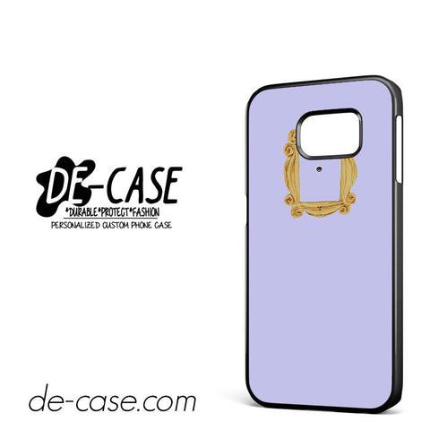 Friends Peephole For Samsung Galaxy S6 Edge Case