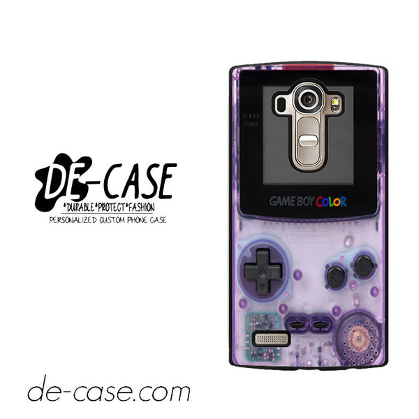 Game Boy Color DEAL-4522 LG Phonecase Cover For LG G4