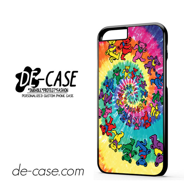 Grateful Dead Spiral Bear Posters For Iphone 6 Iphone 6S Iphone 6 Plus Iphone 6S Plus Case Phone Case Gift Present YO