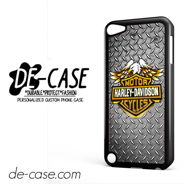 Harley Davidson Motorcycle Logo For Ipod 5 Case Phone Case Gift Present