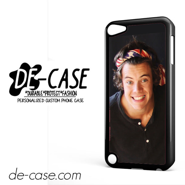 Harry Styles One Direction Bandana For Ipod 5 Case Phone Case Gift Present
