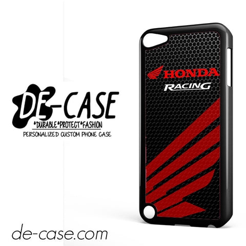 Honda Motocross Integra Racing DEAL-5328 Apple Phonecase Cover For Ipod Touch 5