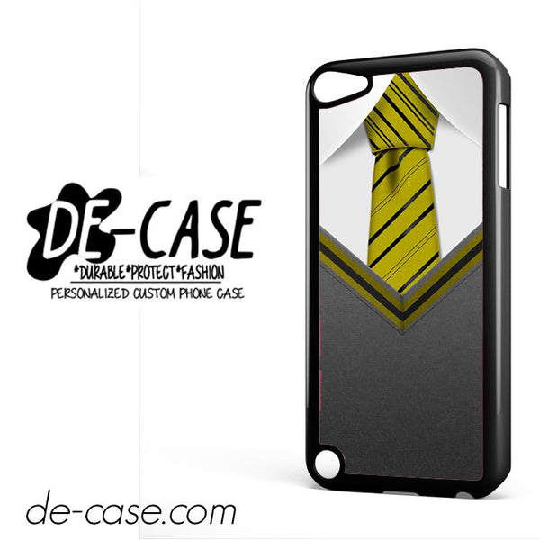 Hufflepuff Tie Harry Potter For Ipod 5 Case Phone Case Gift Present