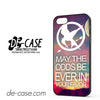 Hunger Game Quote For Iphone 5/5S Case