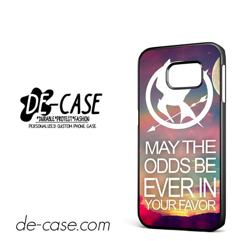 Hunger Game Quote For Samsung Galaxy S6 Edge Case