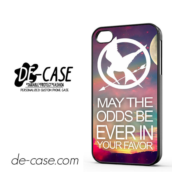 Hunger Game Quote For Iphone 4/4S Case