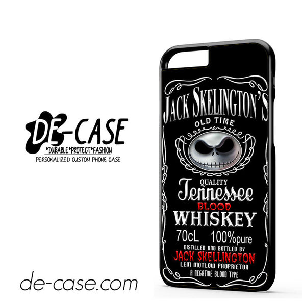 Jack Skellington Blood Whiskey For Iphone 6 Case