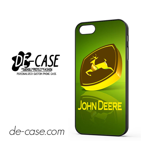 John Deere Logo Gold Green For Iphone 5/5S Case