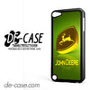 John Deere Logo Gold Green For Ipod 5 Case Phone Case Gift Present