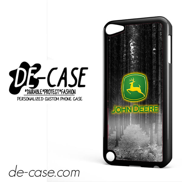 John Deere Zoo Green For Ipod 5 Case Phone Case Gift Present