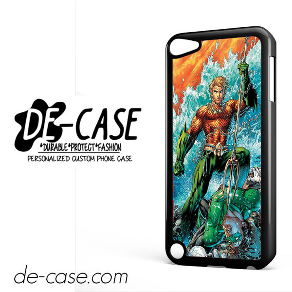 Justice League Aquaman Comic For Ipod 5 Case Phone Case Gift Present
