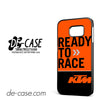 KTM Ready To Race For Samsung Galaxy S6 Edge Case