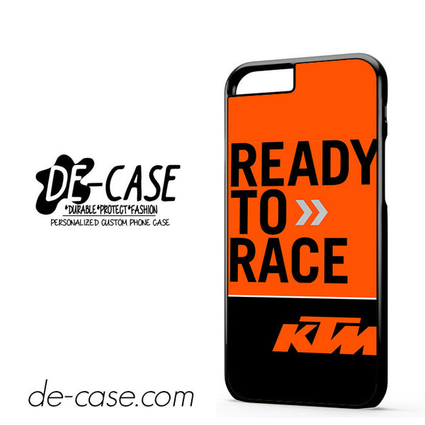 KTM Ready To Race For Iphone 6 Case