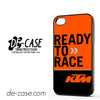 KTM Ready To Race For Iphone 4/4S Case