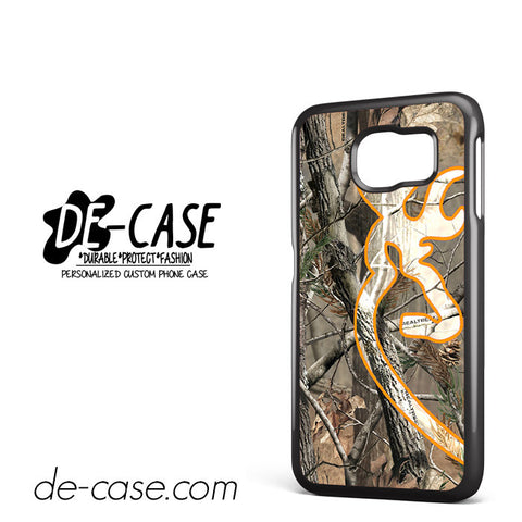 Love Browning Deer Camo Real Tree A DEAL-6681 Samsung Phonecase Cover For Samsung Galaxy S6 / S6 Edge / S6 Edge Plus