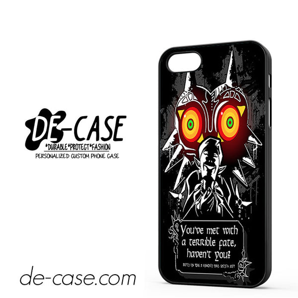Majoras Mask Meeting With A Terrible Fate For Iphone 5/5S Case