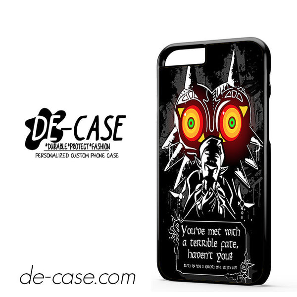 Majoras Mask Meeting With A Terrible Fate For Iphone 6 Case