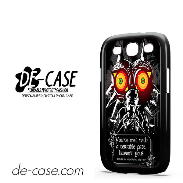 Majoras Mask Meeting With A Terrible Fate For Samsung Galaxy S3 Case