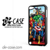 Marvel Heroes Comic Poster For Ipod 5 Case Phone Case Gift Present