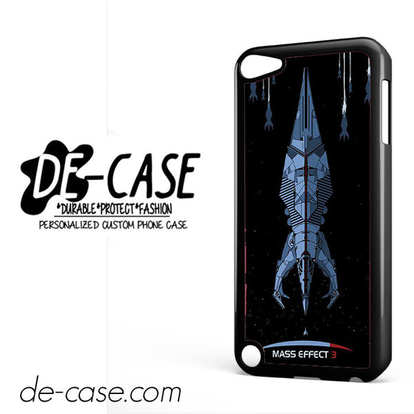 Mass Effect 3 For Ipod 5 Case Phone Case Gift Present