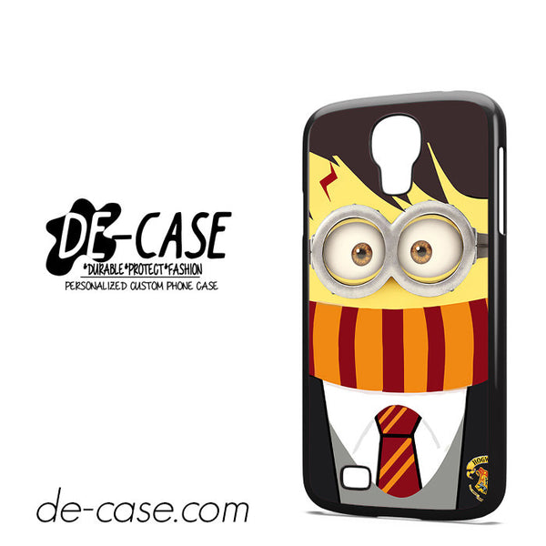Minion Potter Harry Potter For Samsung Galaxy S4 Case