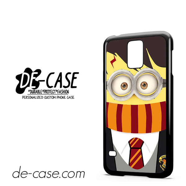 Minion Potter Harry Potter For Samsung Galaxy S5 Case