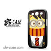 Minion Potter Harry Potter For Samsung Galaxy S3 Case