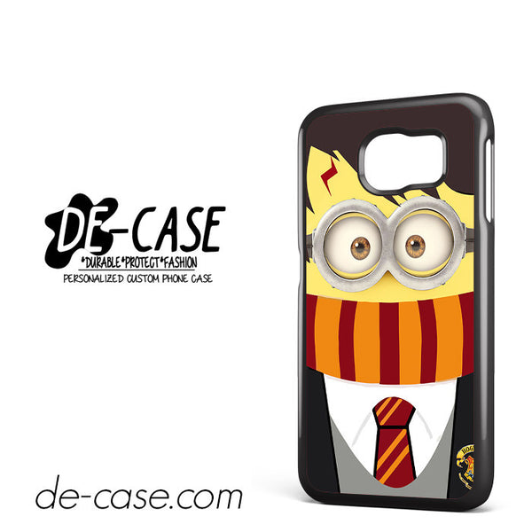 Minion Potter Harry Potter For Samsung Galaxy S6 Case