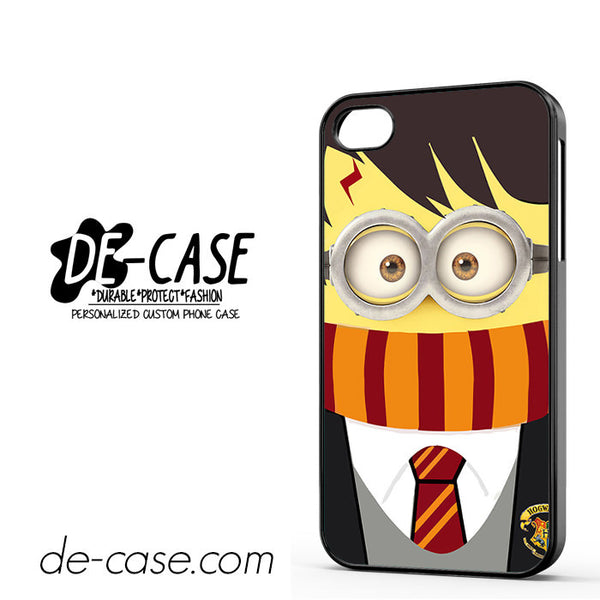 Minion Potter Harry Potter For Iphone 4/4S Case