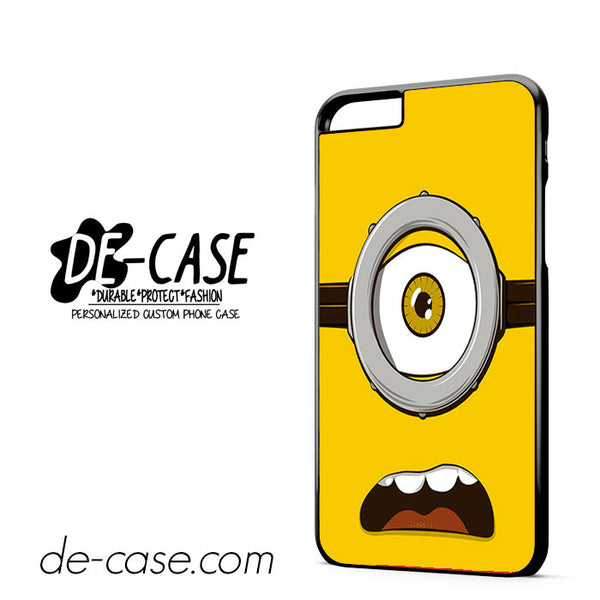 Minions Despicable Me Expression For Iphone 6 Plus Case