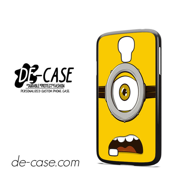 Minions Despicable Me Expression For Samsung Galaxy S4 Case