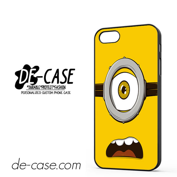 Minions Despicable Me Expression For Iphone 5/5S Case