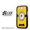 Minions Despicable Me Expression For Samsung Galaxy S3 Case