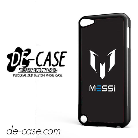 Messi Logo DEAL-7068 Apple Phonecase Cover For Ipod Touch 5