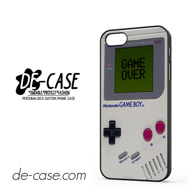 Nintendo Vintage Game Over For Iphone 5/5S Case