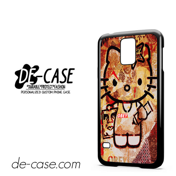 Obey Hello Kitty For Samsung Galaxy S5 Case