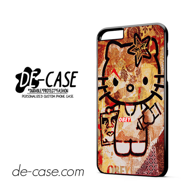 Obey Hello Kitty For Iphone 6 Plus Case